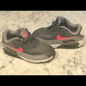 Nike air max's 90-girls 9c
